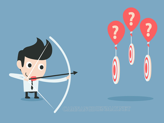 Định nghĩa về mục tiêu là gì?