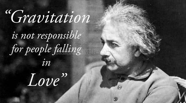 Tình yêu với Einstein