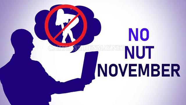Nguồn gốc của No Nut November