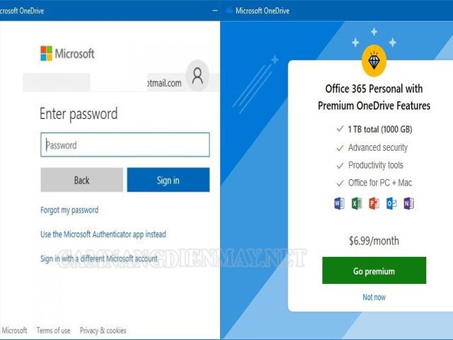 Hướng dẫn sử dụng OneDrive