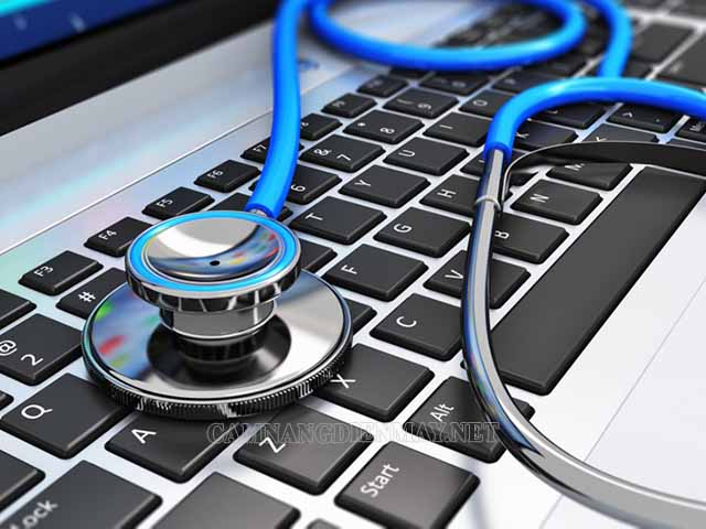 Test keyboard là một trong những điều cần làm khi mua máy tính, laptop