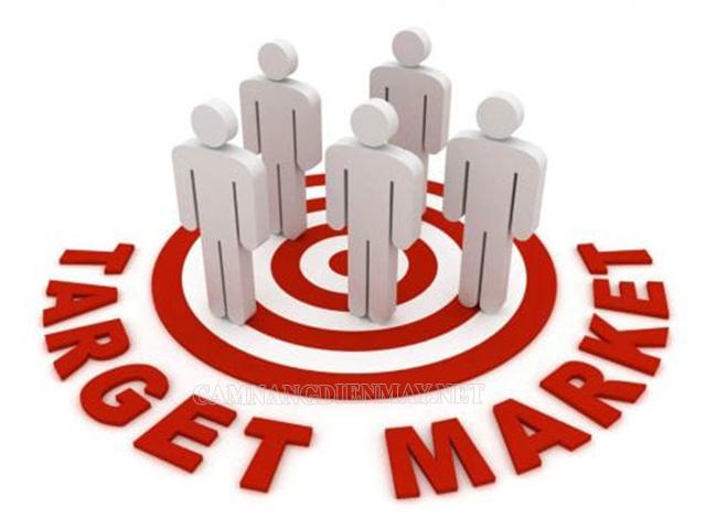Khái niệm thị trường mục tiêu là gì?