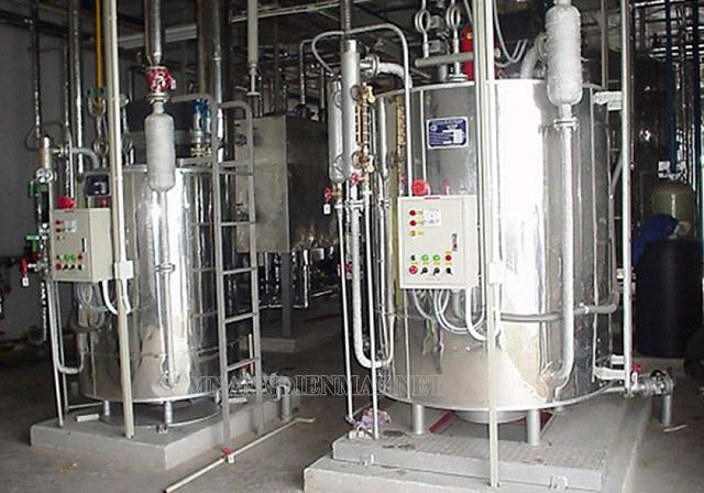 Sử dụng trong các thiết bị dân dụng và công nghiệp