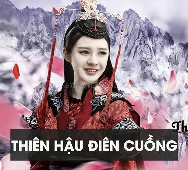 Nữ chính phim Thiên hậu điên cuồng