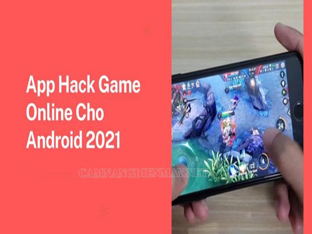 các phần mềm hack game android