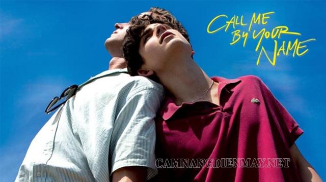 Call Me By Your Name là bộ phim làm nên tên tuổi của nam diễn viên