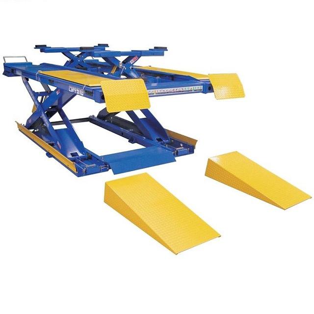 Cầu nâng cắt kéo 3.5 Heshbon HL- 51G được ứng dụng rộng rãi
