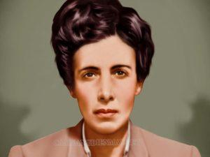 Nise-da-Silveira là nữ bác sĩ được Google vinh danh vì những đóng góp của bà