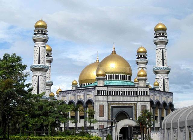 Brunei - đất nước Hồi giáo giàu thứ 4 thế giới