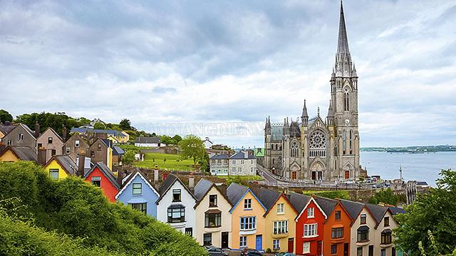 Ireland - vùng đất đáng sống nhất thế giới