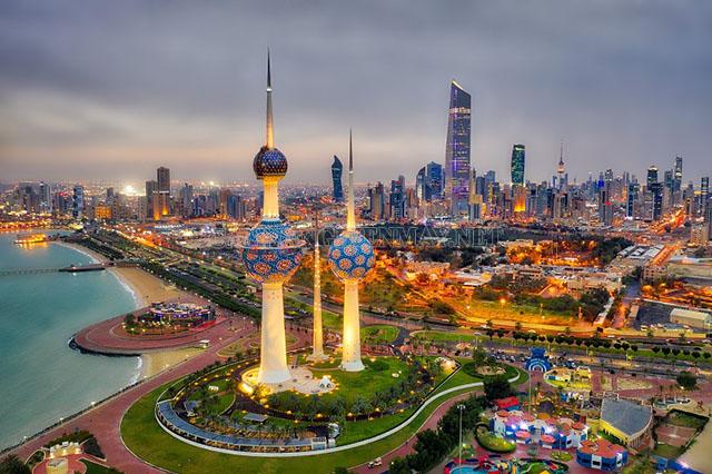 Kuwait - quốc gia vùng vịnh