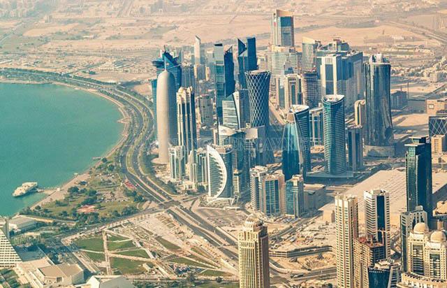 Qatar - nước giàu nhất trên thế giới