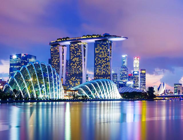 Singapore - quốc gia hiện đại bậc nhất