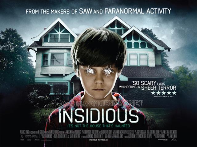 Những chuỗi phim về Insidious sẽ làm người xem cảm thấy mãn nhãn