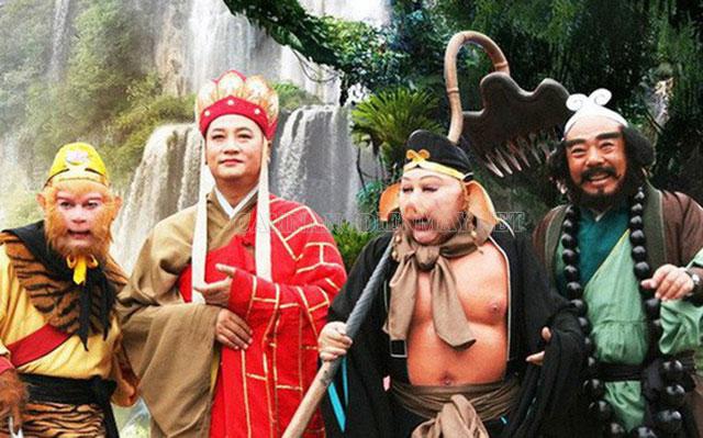 Phim Trung Quốc hay nhất - Tây Du Ký