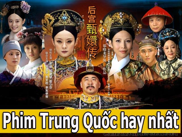 """Bộ phim Trung Quốc hay nhất """"từng làm mưa làm gió"""" trên màn ảnh"""