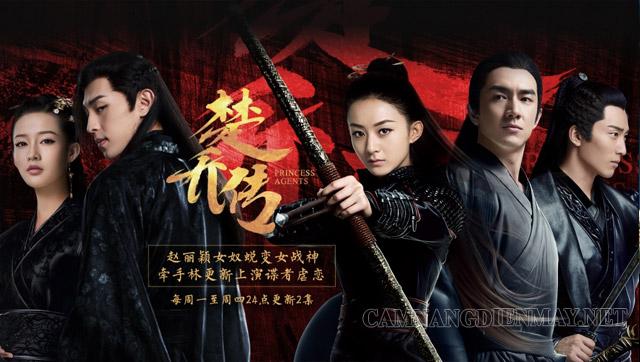 Bộ phim Sở Kiều truyện của Trung Quốc rất đáng để xem