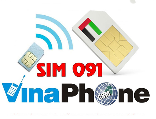 Giới thiệu một số dòng sim 091 phổ biến nhất