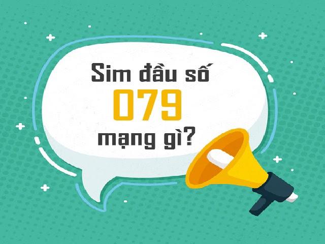 079 là mạng gì
