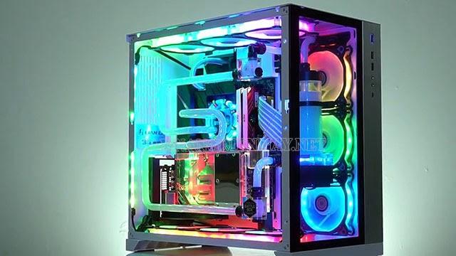 Mô hình tản nhiệt cho laptop bằng nước