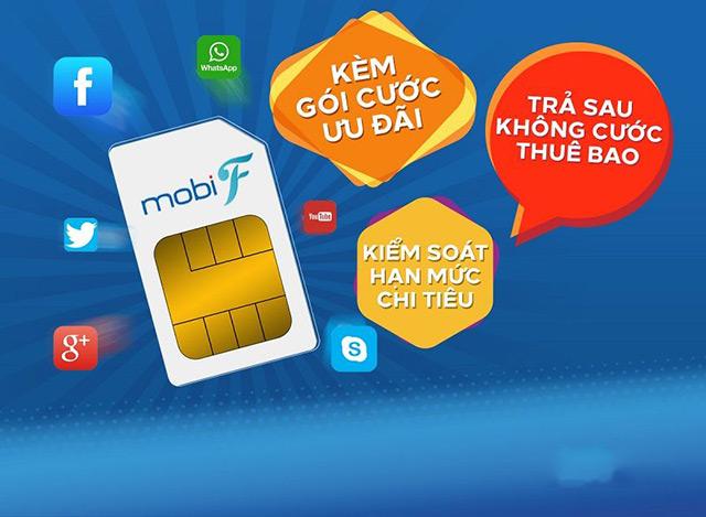Những ưu đãi lớn đến từ nhà mạng Mobifone