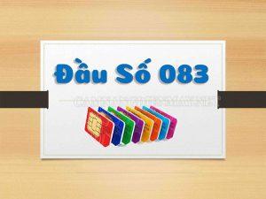 Tìm hiểu về mạng 083 là mạng nào?
