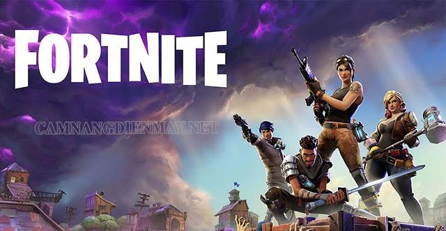 Tựa game online PC hay đầy thách thức - Fortnite