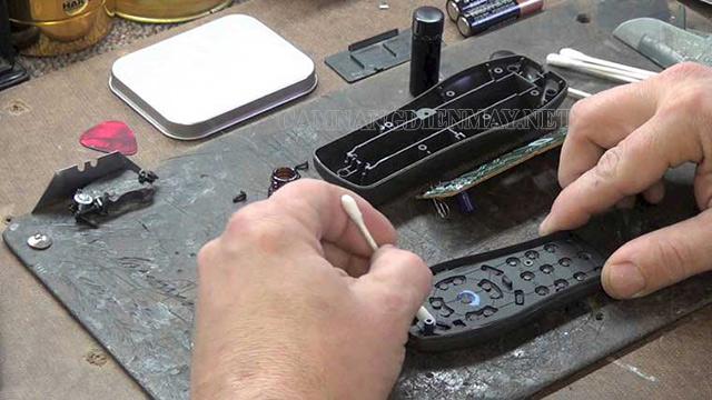 Lỗi từ board mạch của thiết bị