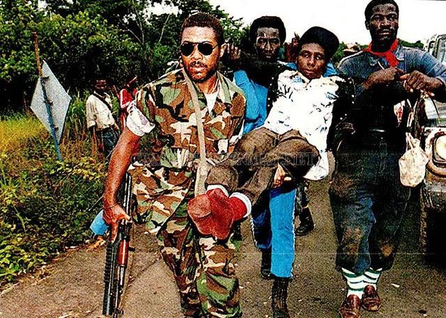 Liberia - quốc gia nghèo nhất thế giới trong thời gian dài