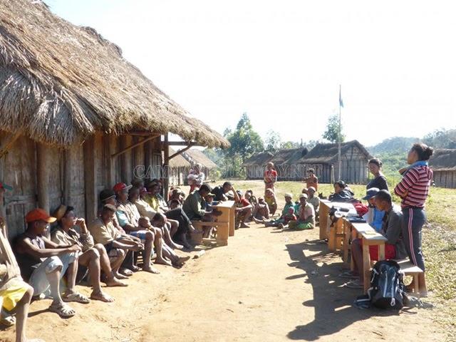 Madagascar với 77% dân số nghèo- 1 trong sốn ước nghèo nhất thế giới