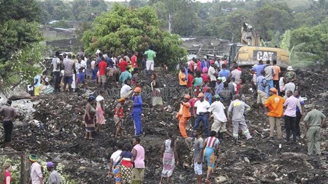 Mozambique với nội chiến kéo dài