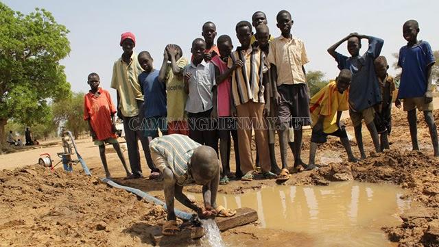 Nam Sudan - quốc gia non trẻ và nghèo thứ 8 thế giới