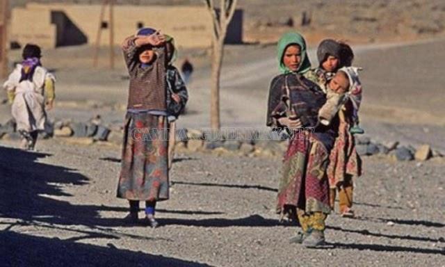 Bất bình đẳng và nghèo đói ở Ma-rốc