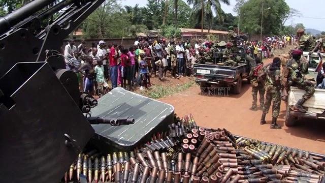 Cộng hòa Trung Phi - cái đói cũng đang bủa vây