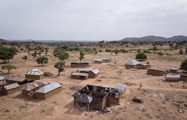 Nigeria với điều kiện thiên nhiên khắc nghiệt