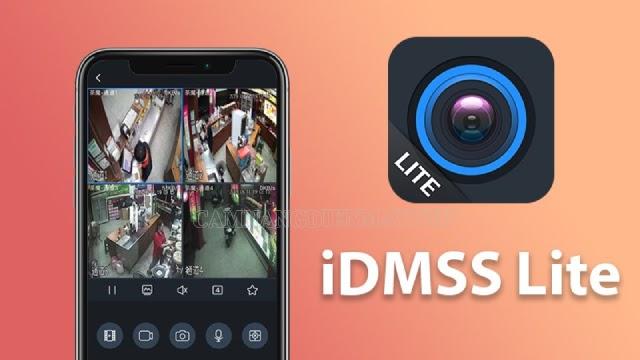 Ứng dụng xem camera trên điện thoại